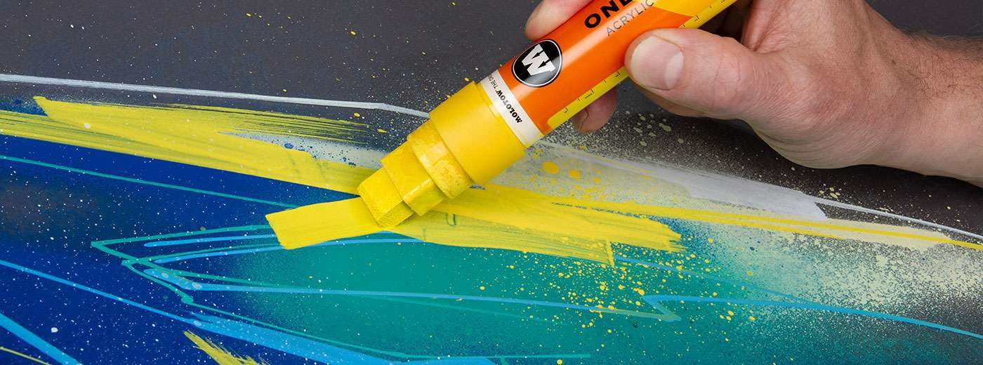 ONE4ALL ACRYLIC MARKER SYSTEM