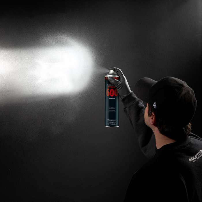 MOLOTOW™ Burner™ - best chrome in spray can